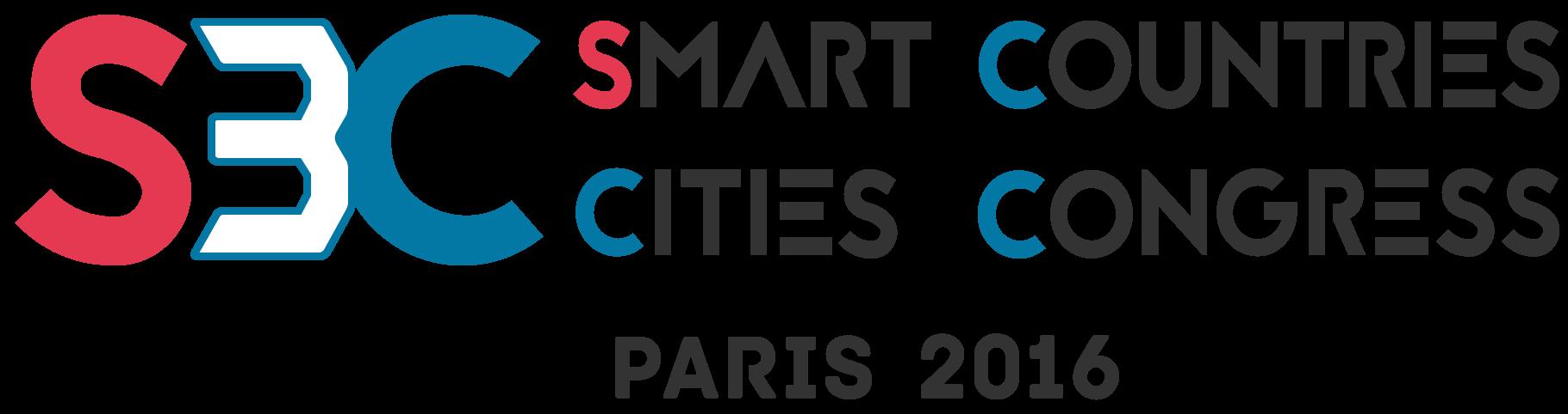 Logo S3CParis | Le Congrès Smart Countries & Cities – Pays et Villes Connectés à Paris